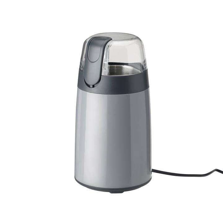 Le moulin à café Emma de Stelton en gris