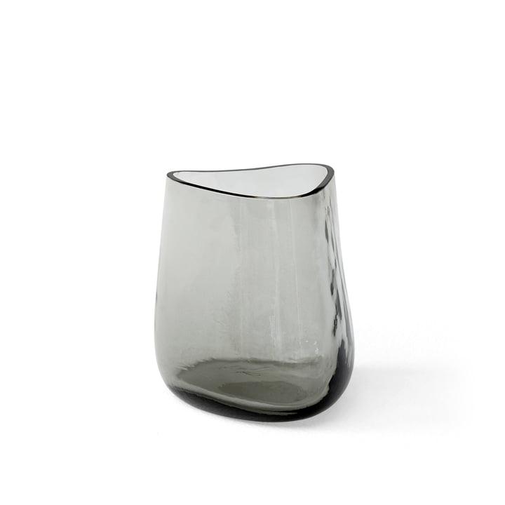 Le vase en verre Collect SC66 de & Tradition, h 16 cm, shadow