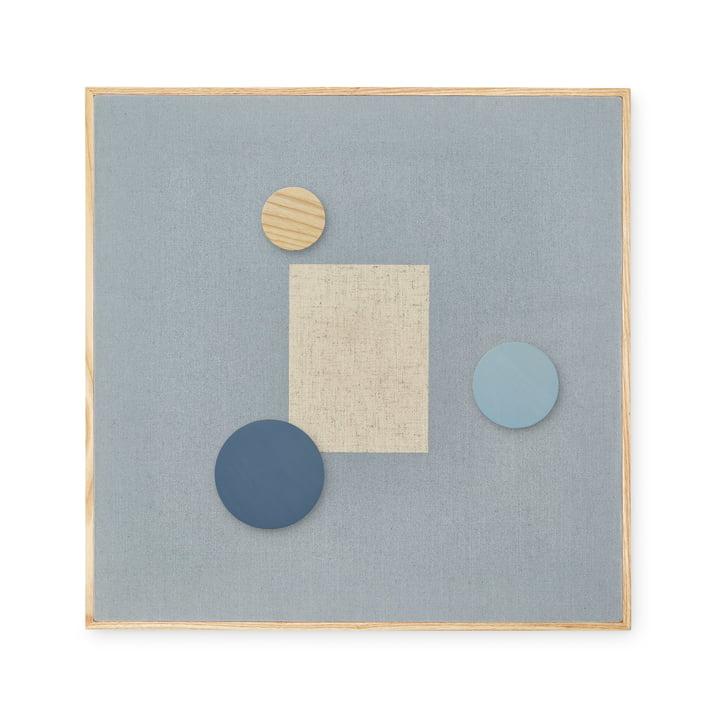 Le tableau d'affichage de Nofred , bleu