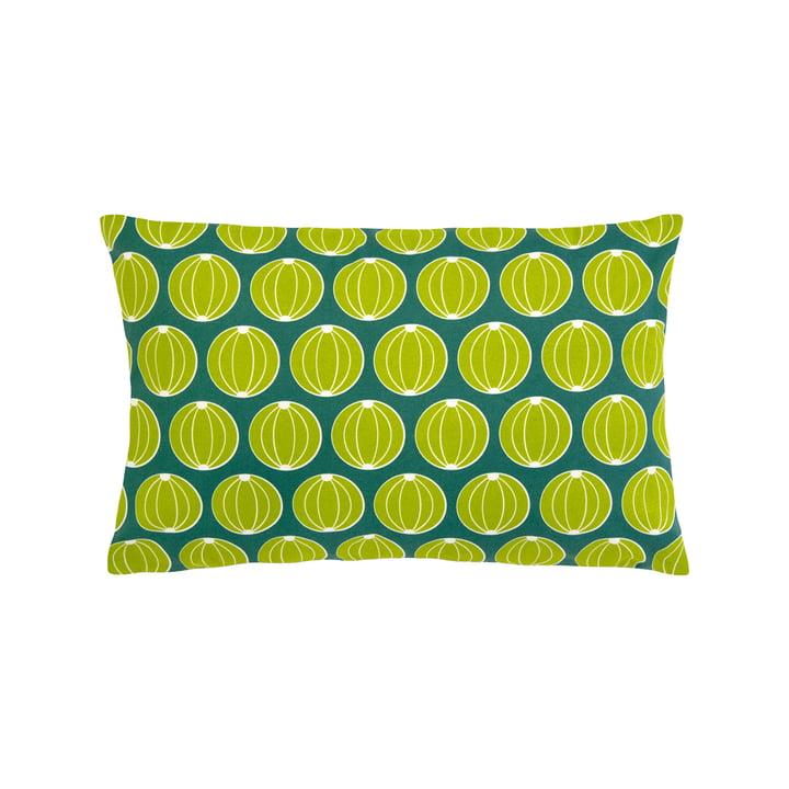 Le coussin Melons de Fermob, 44 x 68 cm, vert jade