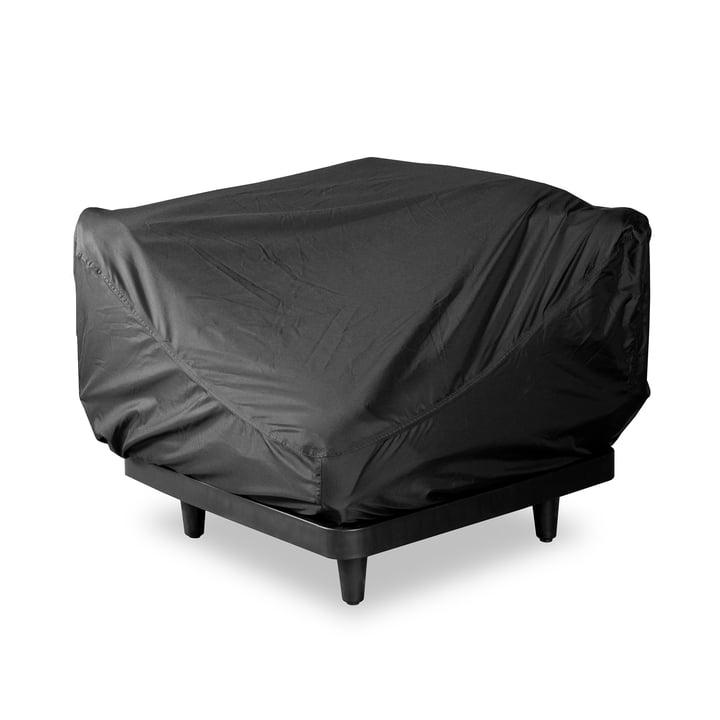 La housse de protection pour Paletti canapé (1 place) de Fatboy , noir (1 place)