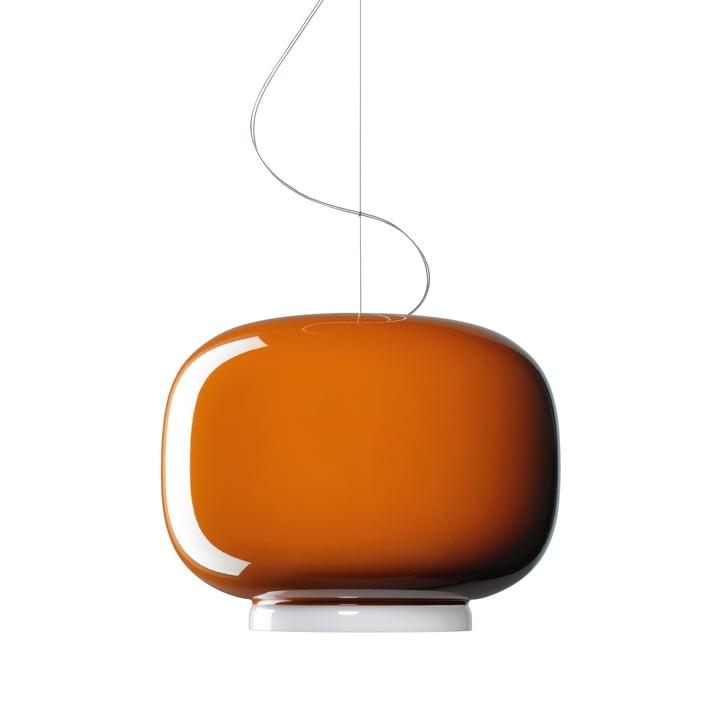 Foscarini - Chouchin Pendentif lumière 1 en orange
