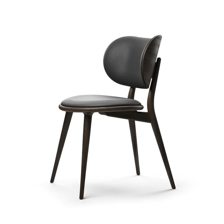 The Dining Chair, Hêtre noir / noir de Mater