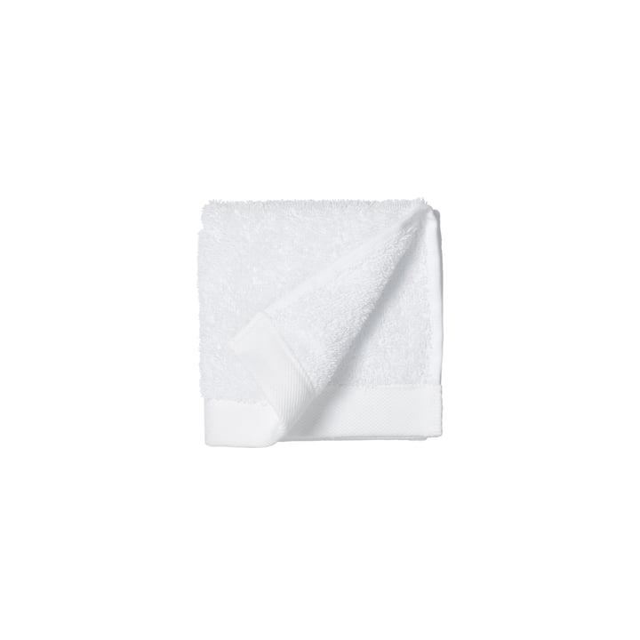Le site Comfort Gant de toilette de Södahl , 30 x 30 cm, blanc