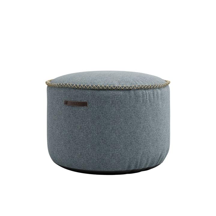Le site RETRO it Medley Drum Pouf de SACK it, dusty blue