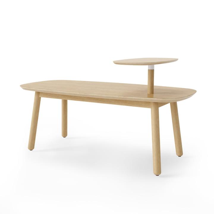 Swivo Table basse de Umbra 120 x 56 cm en nature