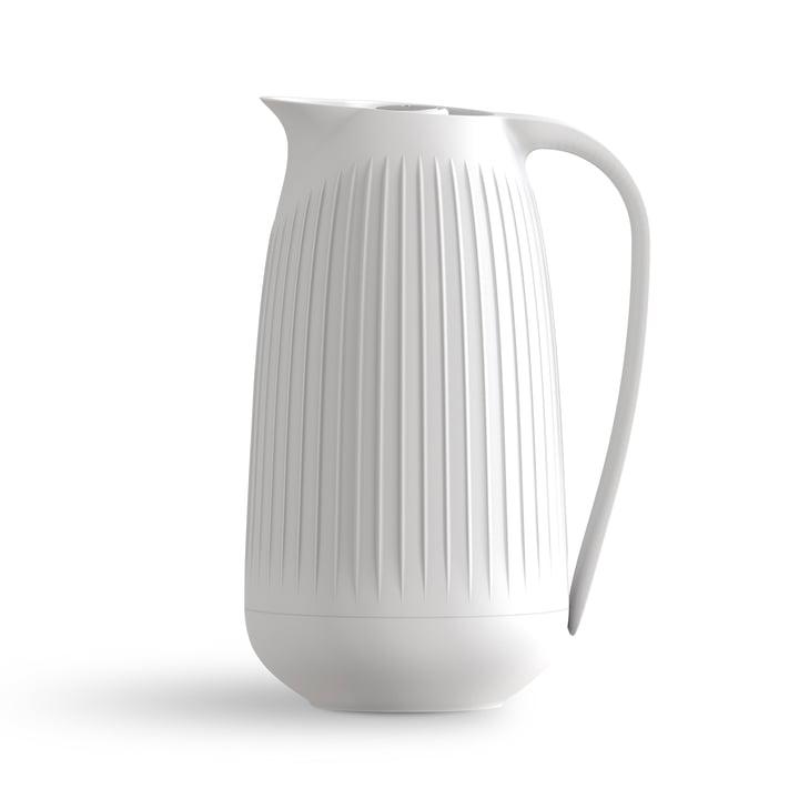 Hammershøi Pichet à vide 1 l de Kähler Design en blanc