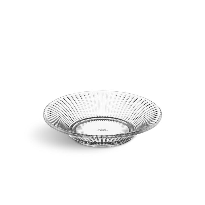 Hammershøi Assiette Ø 17 cm de Kähler Design en cristal clair