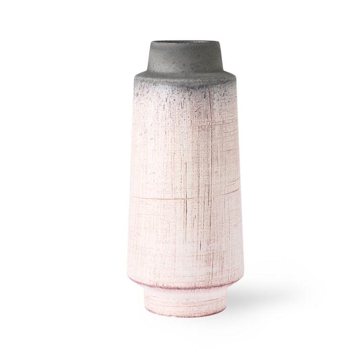Le vase en céramique de HKliving , rose/gris