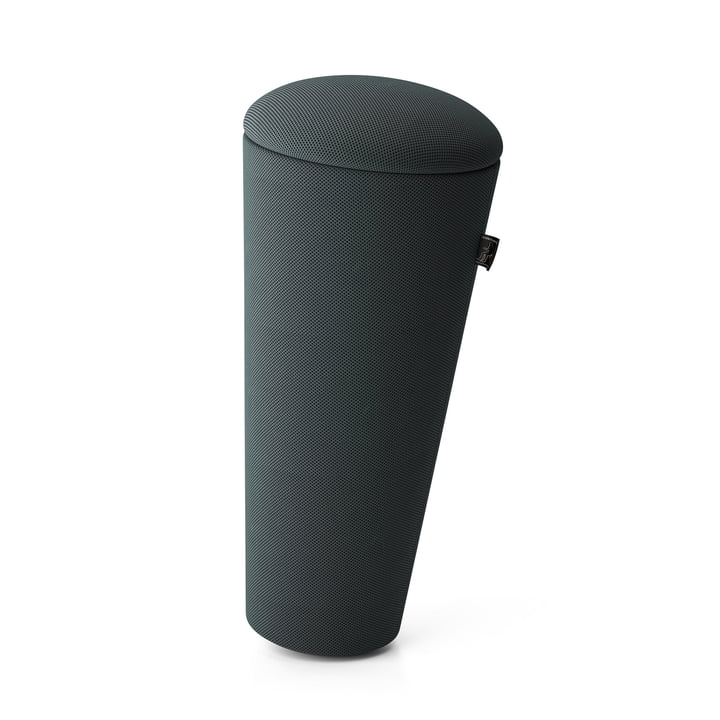 Le tabouret Stand-Up de Wilkhahn , anthracite