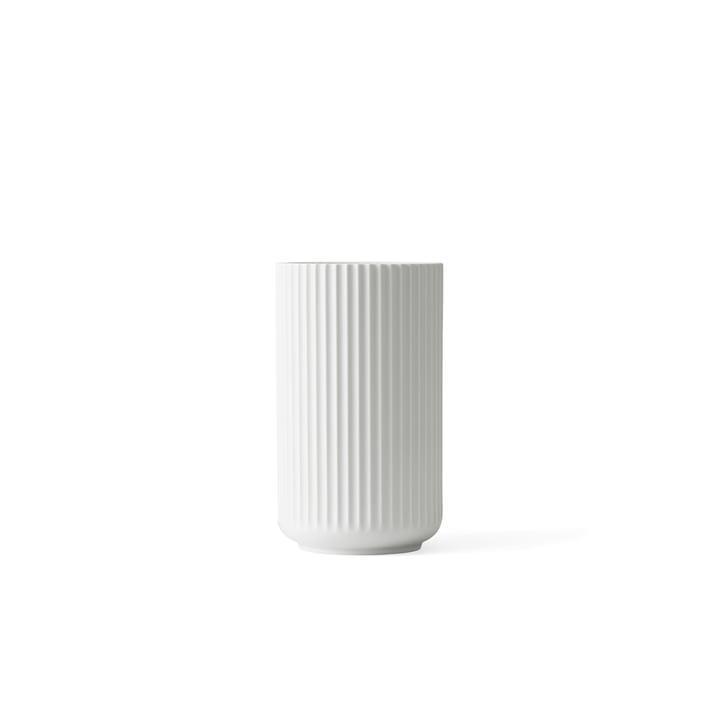 Lyngbyvase H 6 cm de Lyngby Porcelæn en blanc