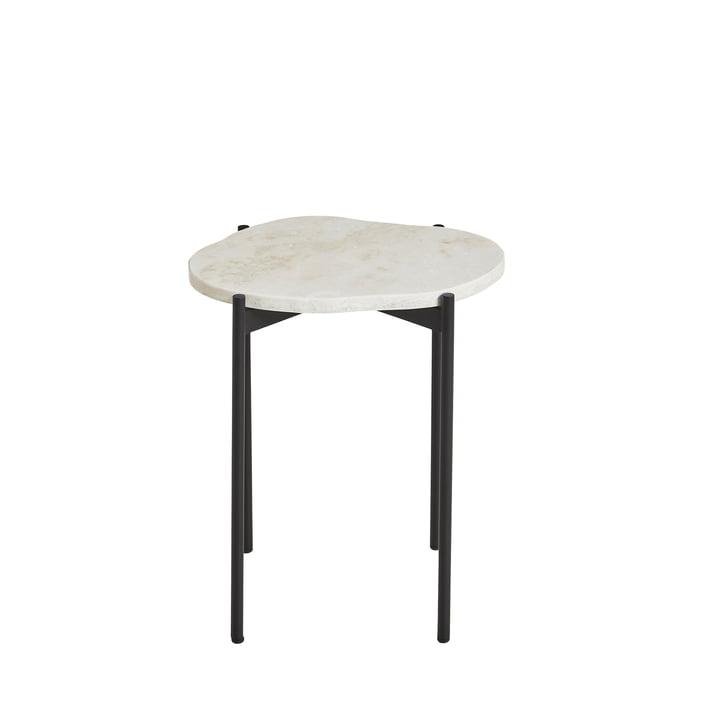 La Terra Table d'appoint petite de Woud en ivoire