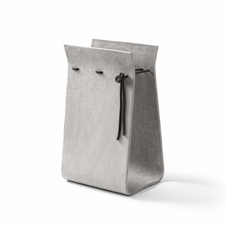 Ella Porte-parapluies de Eternit en gris naturel / anthracite