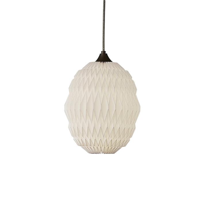 Caleo Petite lampe suspendue de Le Klint en blanc