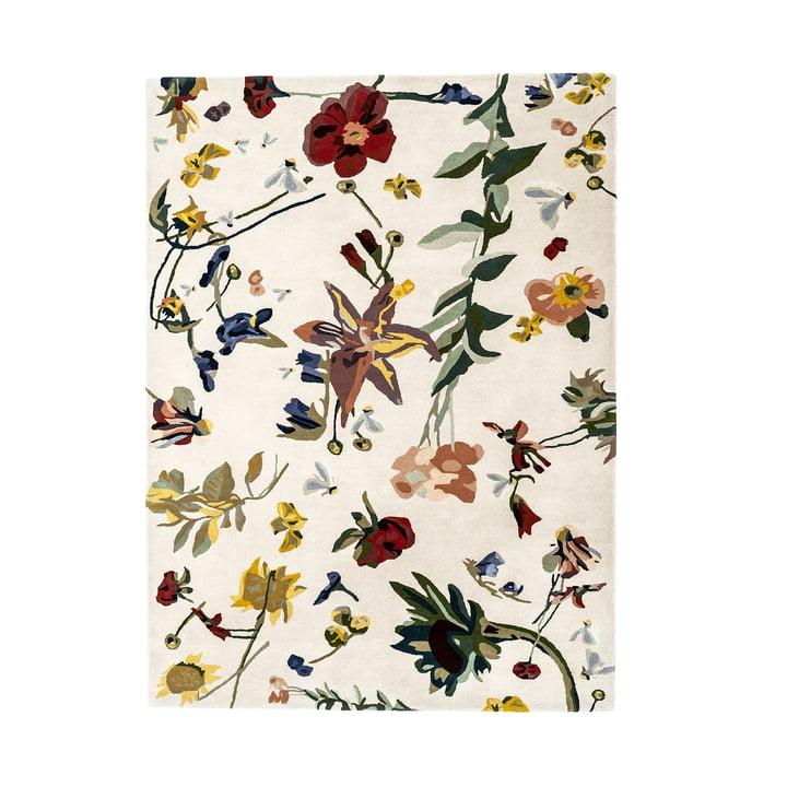 Flora Promenade Tapis 170 x 240 cm de nanimarquina en couleur