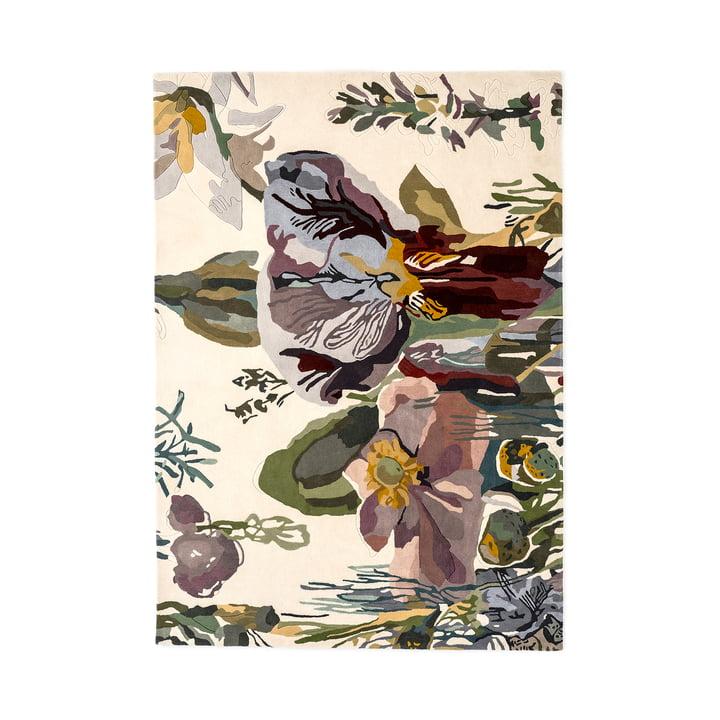 Flora Backyard Tapis 170 x 240 cm de nanimarquina en couleur