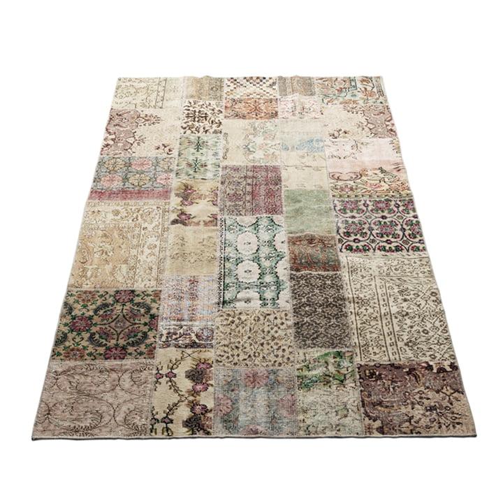 Le tapis Vintage de Massimo , 170 x 240 cm, nature légère