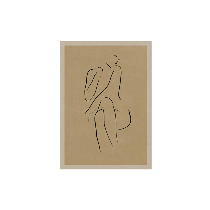 The Grace I Poster de Lemon pour Paper Collective , 30 x 40 cm