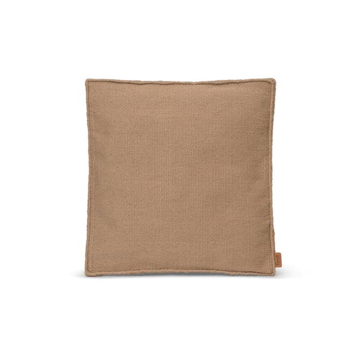 Desert Coussin de siège 38 x 38 cm de ferm Living dans la couleur sable