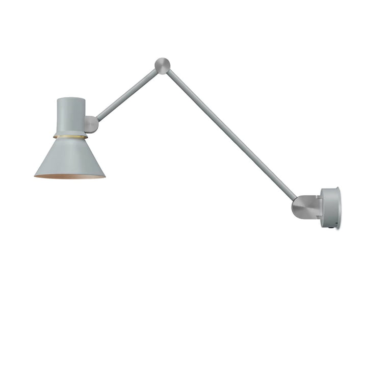 La lampe murale Type 80 W3 par Anglepoise , brume grise