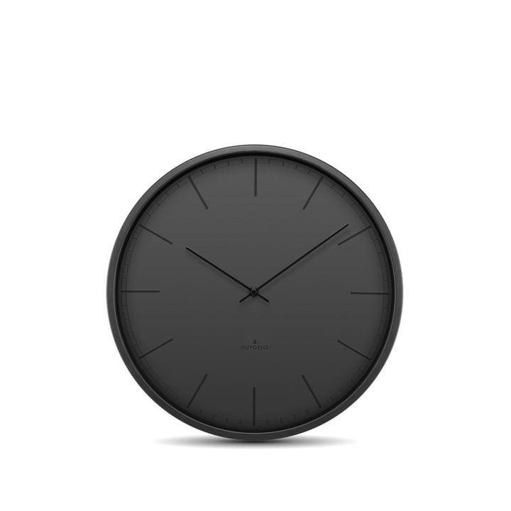 Tone Horloge murale Index Ø 25 cm de Huygens en noir