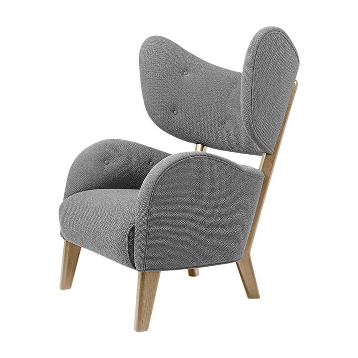 My Own Fauteuil de chaise de by Lassen en chêne naturel (Sacho Zero 16)