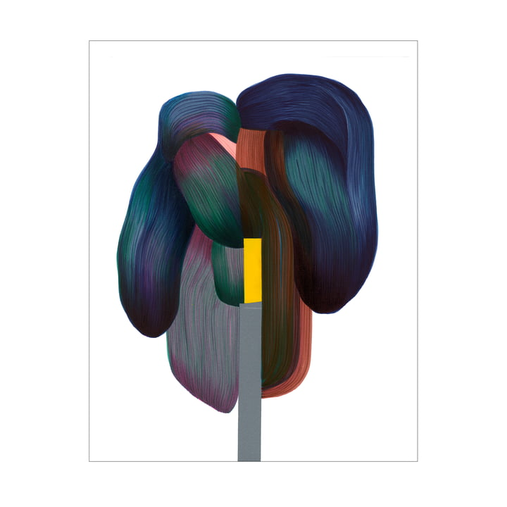 Drawing 16 posters 67,5 x 86,5 cm de The Wrong Shop en multicolore