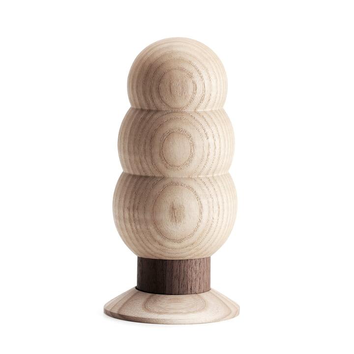 Le moulin à sel et à poivre Into the Woods de Born in Sweden , frêne & noyer / bouleau