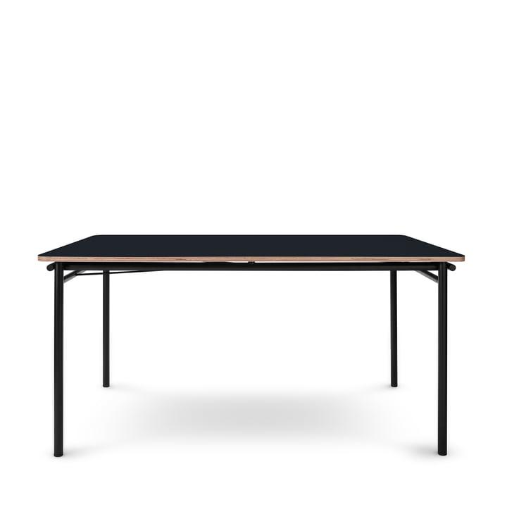 La table à manger Taffel (extensible) de Eva Solo , 90 x 150-210 cm, nero
