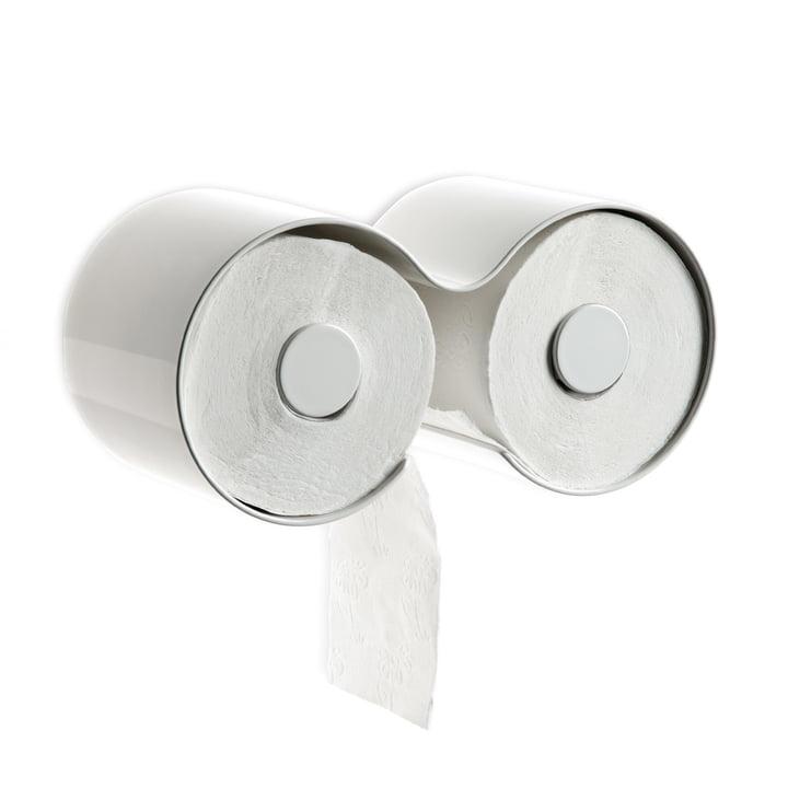 Le porte-rouleau WC Kali de Depot4Design , blanc