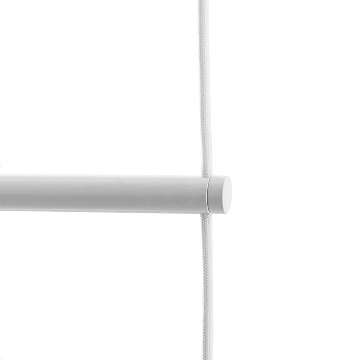 Le portemanteau Wardrope de Depot4Design , 57 cm, blanc