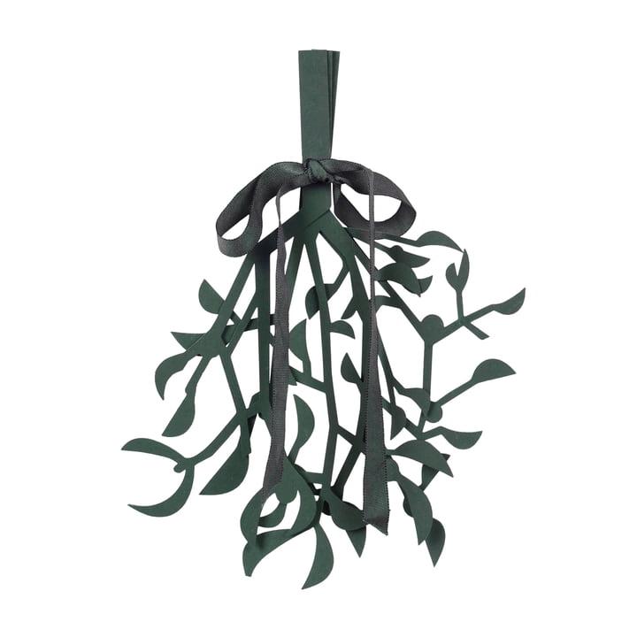 Broste Copenhagen - Christmas Mistletoe Pendentif décoratif, forêt profonde