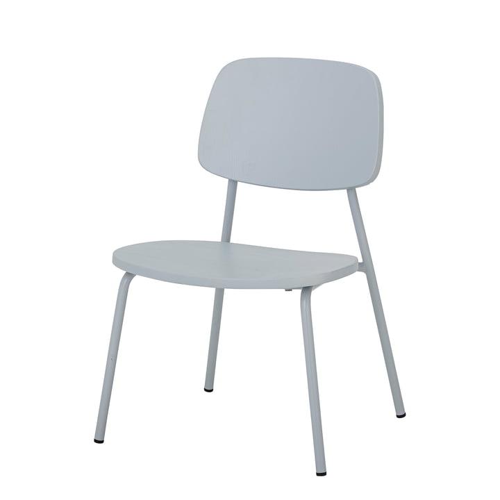 Gugga Chaise pour enfants de Bloomingville en gris