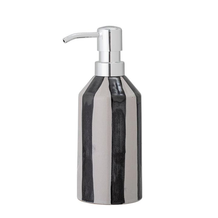 Serina Distributeur de savon de Bloomingville en noir / blanc