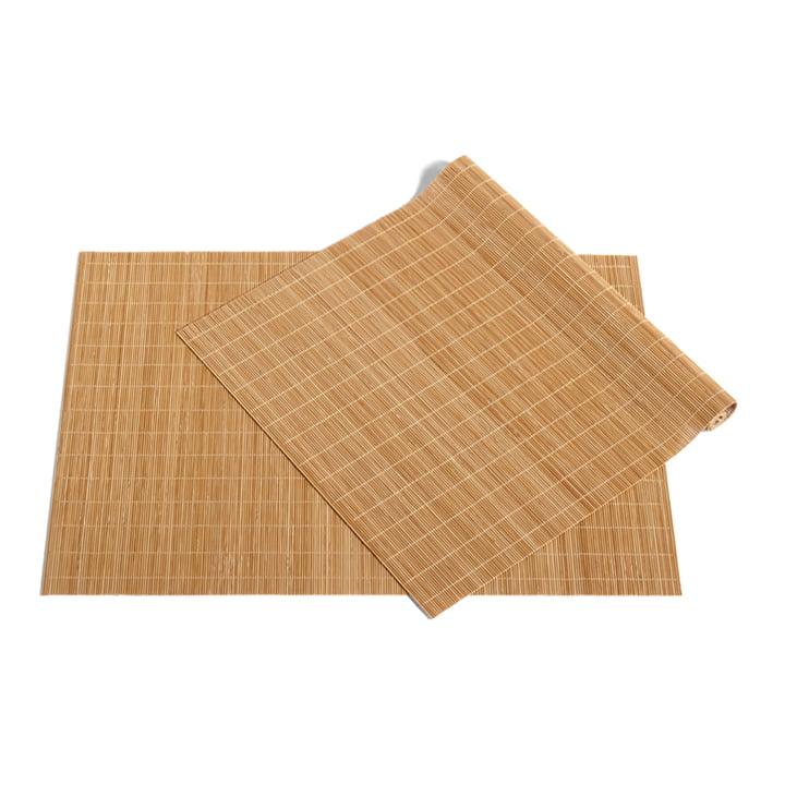 Set de table en bambou (naturel) par Hay en set de 2