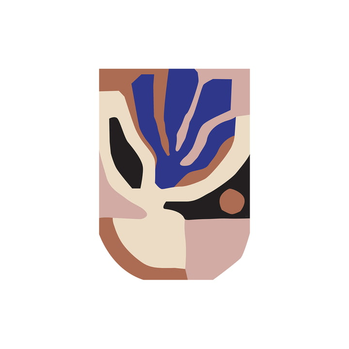 Monstera Affiche de Paper Collective , 30 x 40 cm