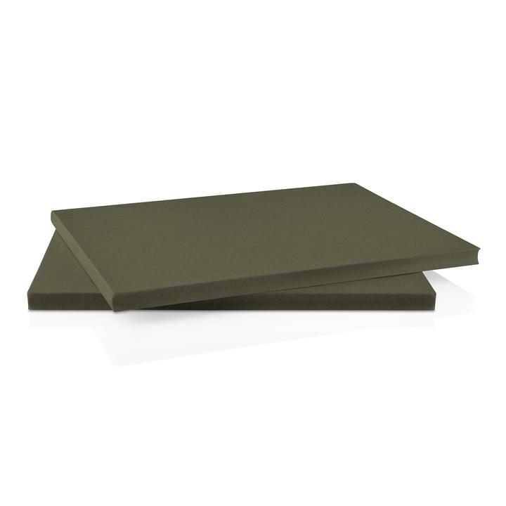 Green Tool DoubleUp Planche à découper de Eva Solo