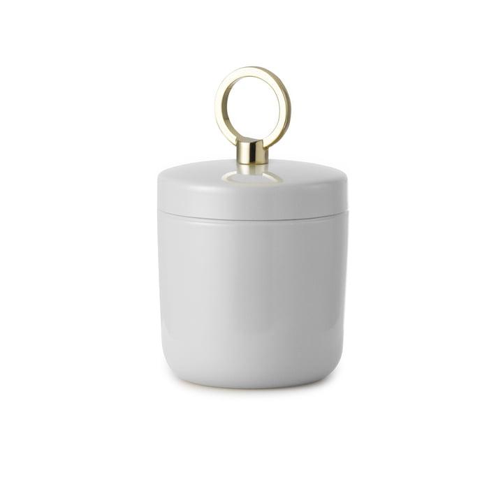 Ring Boîte de rangement petite de Normann Copenhagen en gris clair