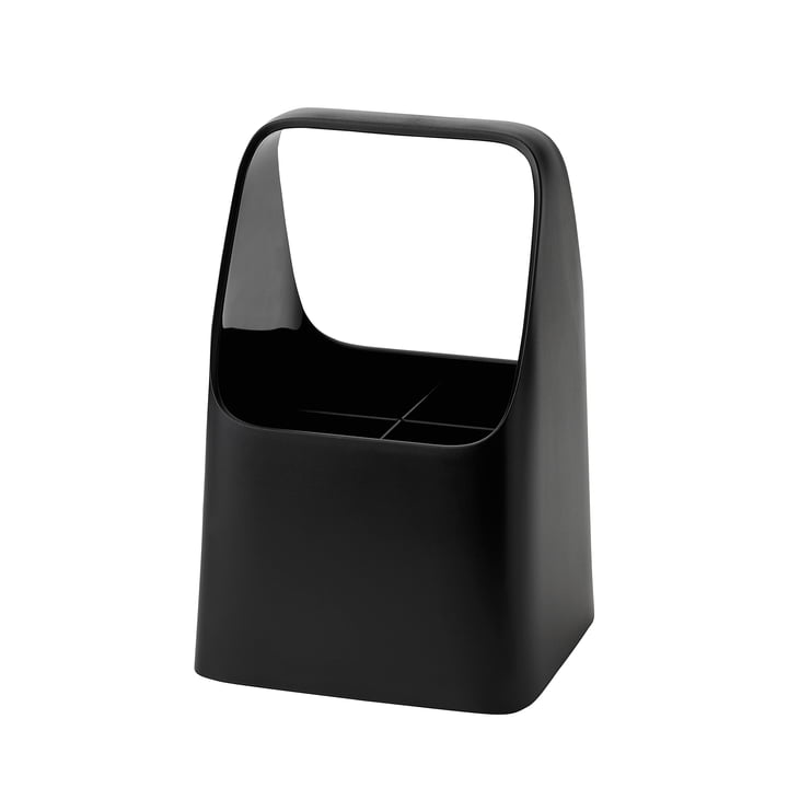 Handy-Box Boîte de rangement de Rig-Tig par Stelton en petit et noir