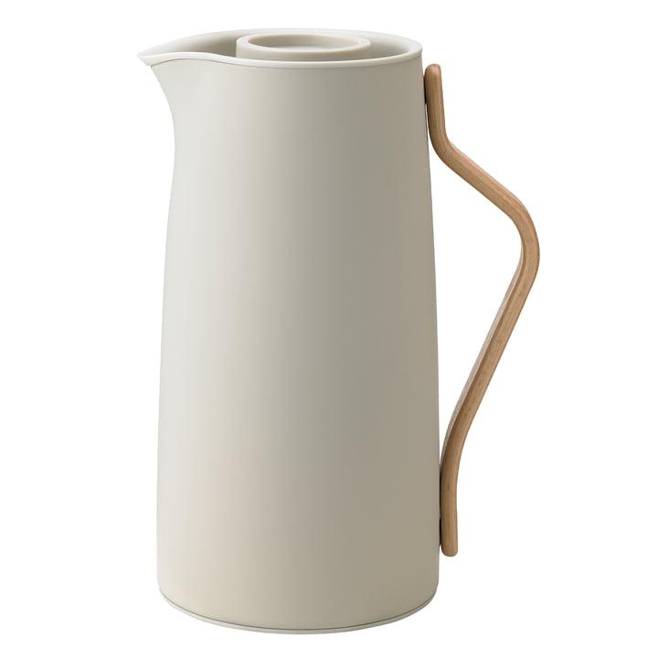Pichet isotherme à café Emma 1,2 l de Stelton en sable doux