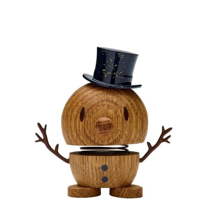 Snowman, petit / chêne de Hoptimist