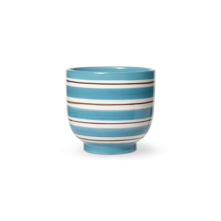 Omaggio Nuovo Cache-pot de Kähler Design en couleur bleu