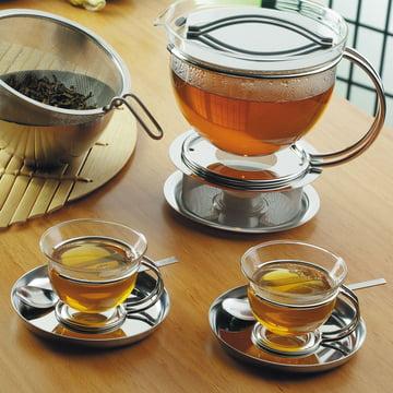La diversité du service à thé Mono