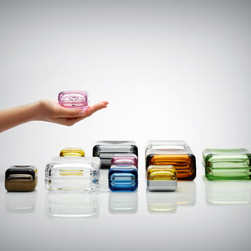 Iittala Vitriini Box- Groupe