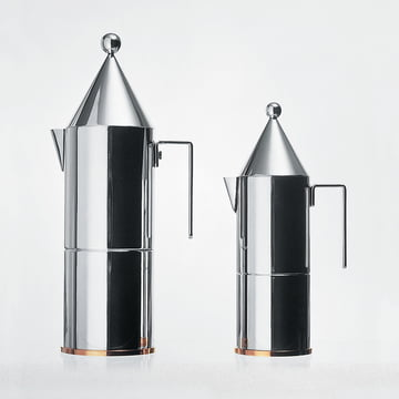 Alessi cafetière espresso « La Conica » groupe
