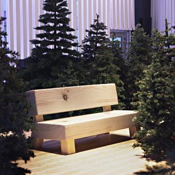 Canapé Soft Wood