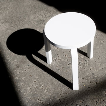 Artek Hocker 60, photo d'ambiance