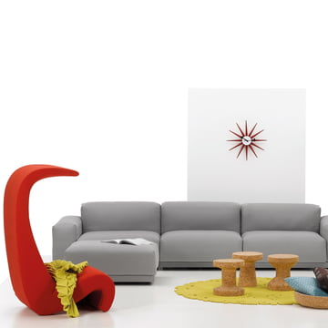 Vitra - Sunburst Clock - situations