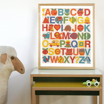 byGraziela - ABC affiche