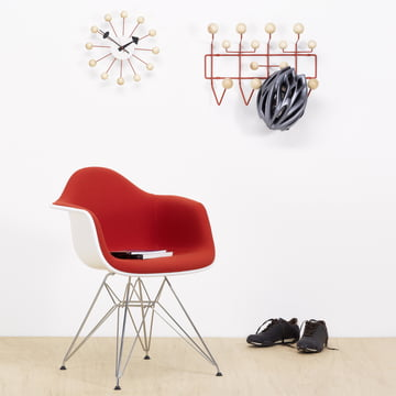 Vitra it all Garderobe (Special Edition), sapin /rouge